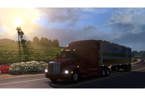 American Truck Simulator - FREE DOWNLOAD CRACKED-GAMES.ORG