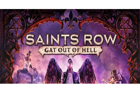 Saints Row: Gat Out Of Hell Announced, Standalone Game ...