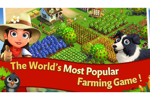 15 Best Free Farm Games for Android | GetANDROIDstuff