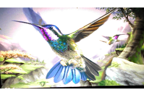 Kolibri hummingbird video game Genesis 32X Videogamesndvds ...
