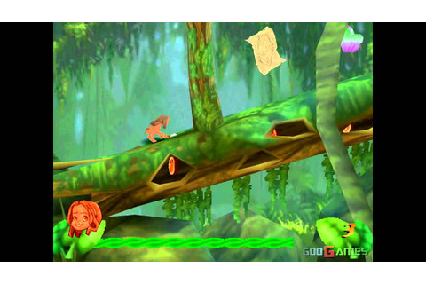 Tarzan - Gameplay PSX (PS One) HD 720P (Playstation ...