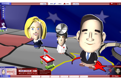 The Political Machine 2016 - Download Free Full Games ...