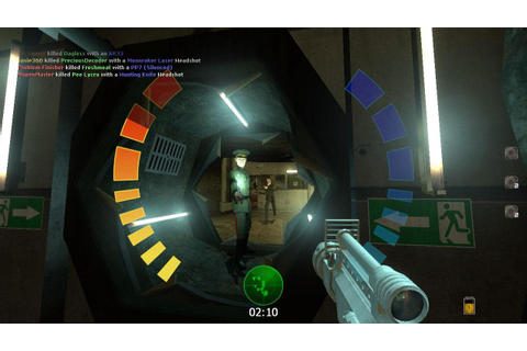 GoldenEye Source 5.0 - MMO Square