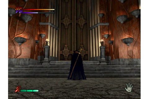 Vampire Hunter D (1999) by Victor Interactive Software PS game