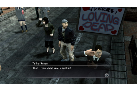 Yakuza: Dead Souls Out Tomorrow – Fight for Zombie Rights ...