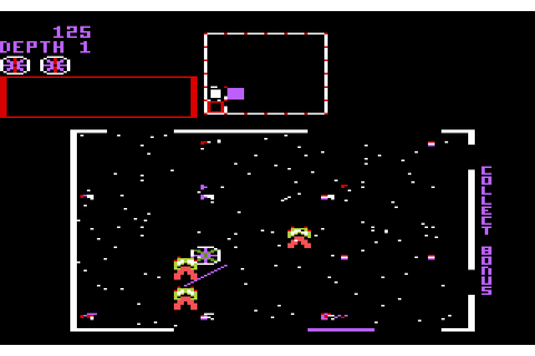 AtariAge - Atari 5200 Screenshots - Space Dungeon (Atari)
