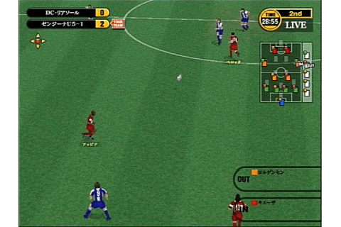World Club Champion Football Serie A 2002-2003 arcade ...