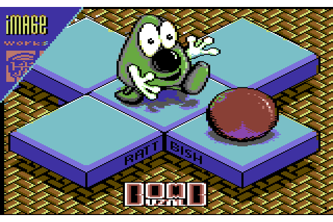 Bombuzal (1988) by Image Works C64 game