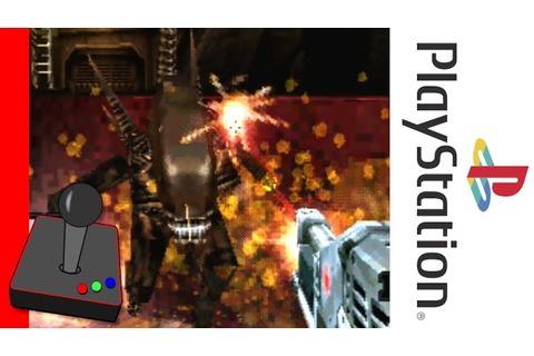 Alien: Resurrection PS1 - Innovative, Collectable, Or Crap ...