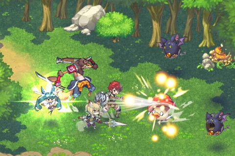 Breath of Fire 6 : premières images de gameplay | Watz Up