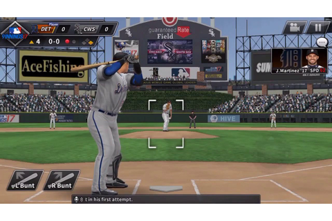 MLB 9 Innings 2017 - baseball game - first play video game ...