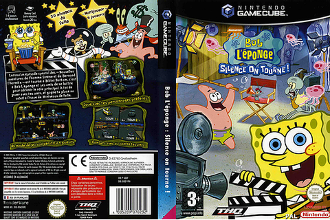 GQQF78 - SpongeBob SquarePants: Lights, Camera, PANTS!