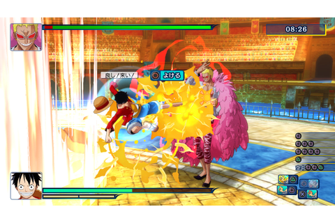 One Piece: Unlimited World Red - 11 novas imagens - Filial ...
