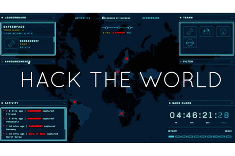 Facebook Open Sources Its Hacking Game Platform Capture ...