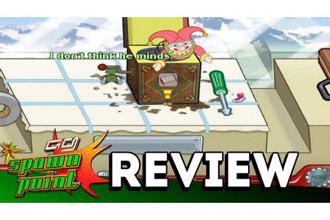 Puzzle Bots | Game Review - YouTube