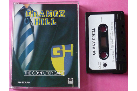 CPCRULEZ > AMSTRAD CPC > GAMESLIST > GRANGE HILL: THE ...