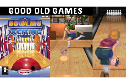 Bowling Xciting ( The Bowling Hyper ) PS2 Gameplay HD ...