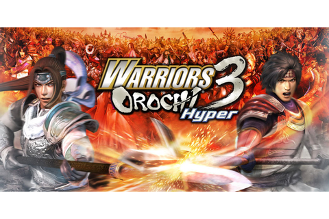 Warriors Orochi 3 Hyper | Wii U | Games | Nintendo