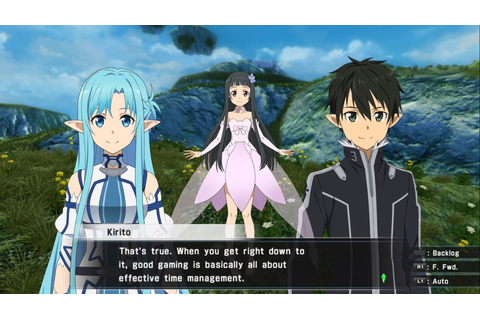 Review: Accel World vs. Sword Art Online: Millennium Twilight