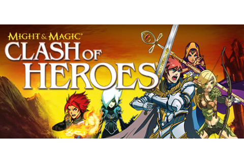 Save 75% on Might & Magic: Clash of Heroes on Steam