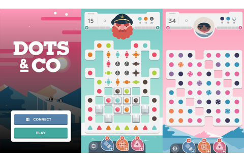 Dots & Co is the third game from the maker of the adorably ...