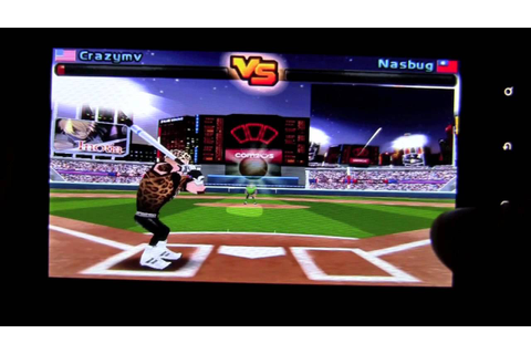 Home Run Battle 3D Android App Review - CrazyMikesapps ...