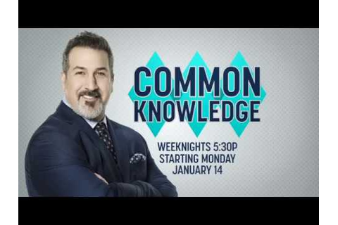Common Knowledge | Game Show Network - YouTube