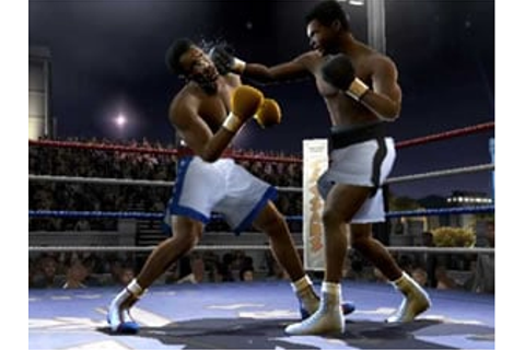 Fight Night 2004 Review - GameRevolution