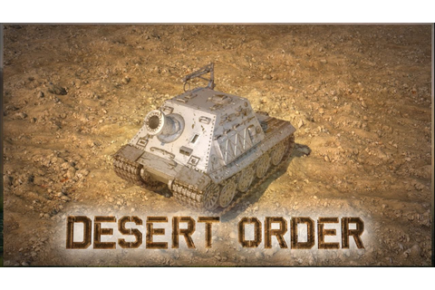 Desert Order: new strategy game 2019: Attack with ...