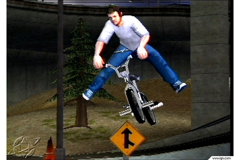 Dave Mirra Freestyle BMX 2 PS2 ISO – isoroms.com
