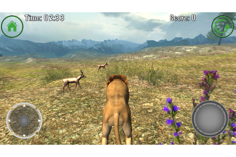 Lion Simulator 3D Adventure - Android Apps on Google Play