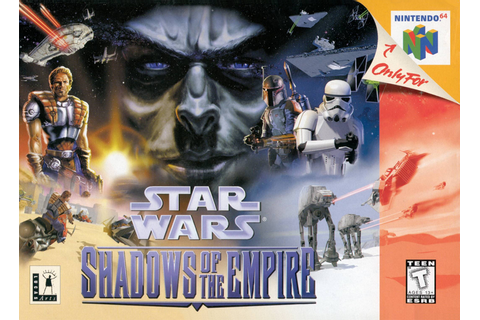 Star Wars: Shadows of the Empire - The Nintendo Wiki - Wii, Nintendo ...