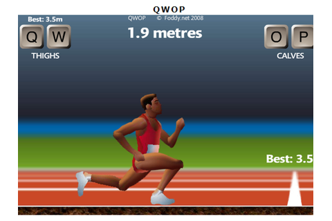 How to Play Qwop: 5 Steps (with Pictures) - wikiHow