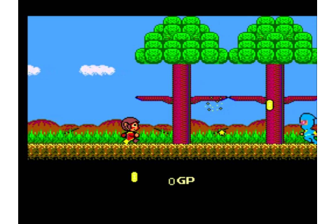 Alex Kidd in High Tech World - Review - Master System ...