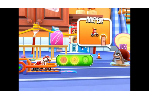 Joe Danger Infinity - Gameplay AppGemeinde - YouTube