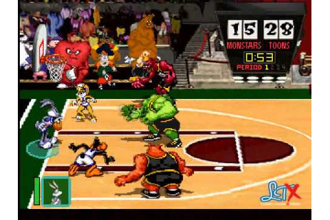 Space Jam (Video Game) 1st Quarter - YouTube