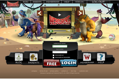 Webosaurs Exits Beta, Enters Market With New Features ...
