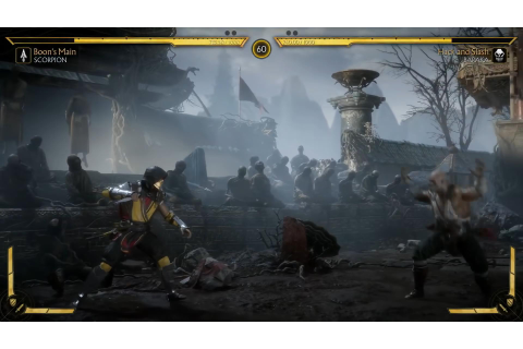 Mortal Kombat 11 torrent download v24.04.2019 Premium ...