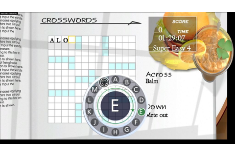 Coffeetime Crosswords - screenshots gallery - screenshot 4 ...
