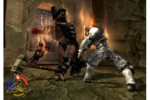 Forgotten Realms: Demon Stone - PS2 - Review - GameZone