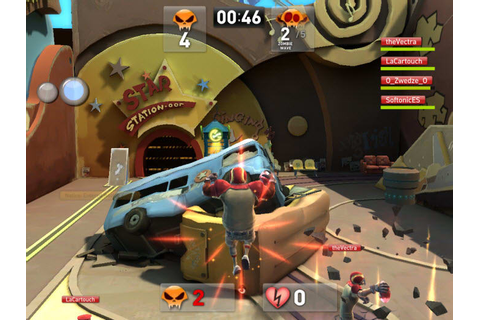 Brawl Busters - Download