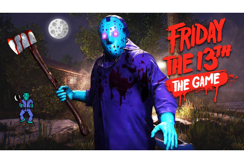 NEW JASON DLC!! (Friday the 13th Game) - YouTube