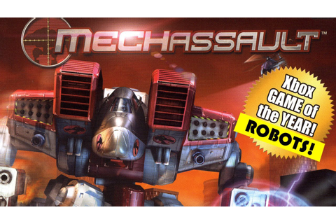 Classic Game Room - MECHASSAULT review for Xbox - YouTube
