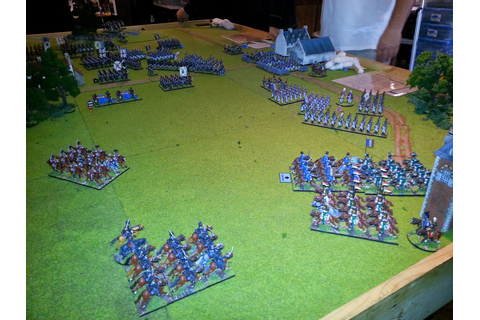 Jay's Wargaming Madness: Black Powder Napoleonic Game ...