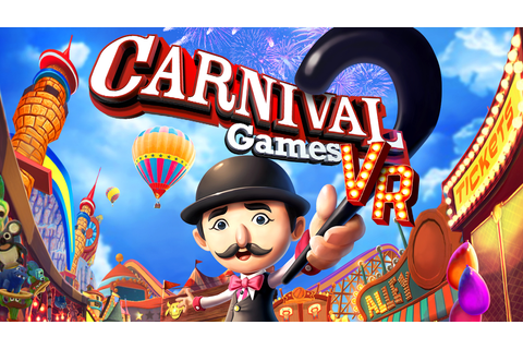 Carnival Games® VR Game | PS4 - PlayStation