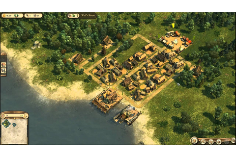 First Look at Anno 1404 Continuous Game Mode: Episode 1 ...