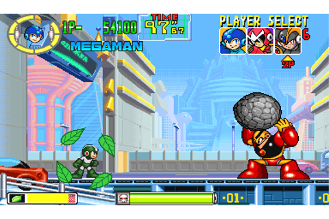Mega Man: The Power Battle - Videogame by Capcom