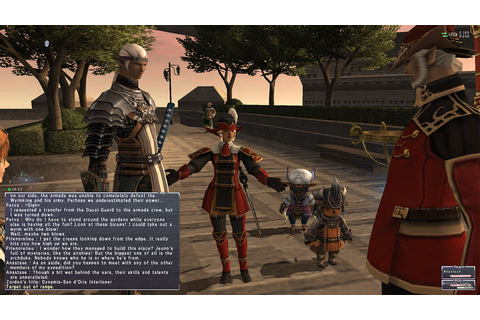 Final Fantasy XI full game free pc, download, play ...