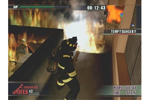 Firefighter F.D. 18 Archives - GameRevolution
