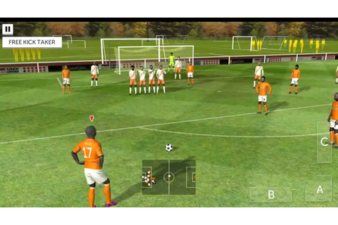 First Touch Soccer 2015 Gameplay IOS / Android | PROAPK ...